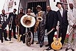The Dirty Dozen Brass Band