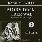 Moby Dick oder Der Wal (Kapitel 121 bis 134, Epilog)