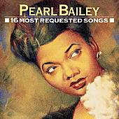 16 most requested songs   pearl bailey   aint she sweet   rhapsody