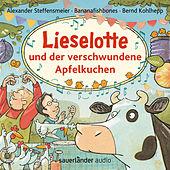 Lieselotte und der verschwundene Apfelkuchen (Ungekürzte Lesung mit Musik)