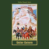 Unter Geiern - Karl Mays Gesammelte Werke, Band 35 (Ungekürzte Lesung)