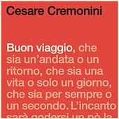Cesare Cremonini - Buon Viaggio