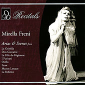 Recitals: Mirella Freni