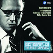 Historic Russian Archives Mstislav Rostropovich Edition