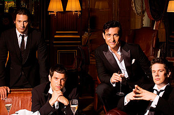 Il divo songs albums rhapsody - Il divo biography ...