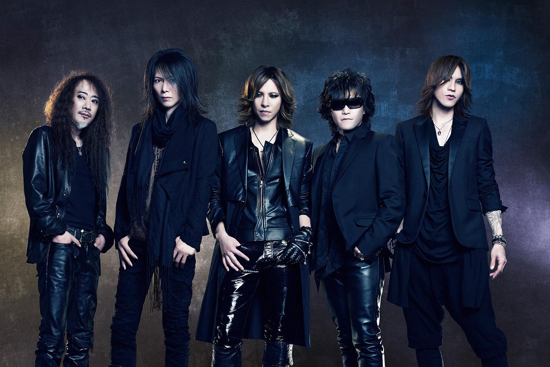 X JAPANの画像
