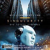 Die letzte Firewall - Singularity 3 (ungekürzt)