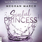 Sinful Princess - Tainted Prince Reihe, Band 2 (Ungekürzt)