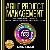 Agile Project Management - Direct Approach Methods and Techniques for Agile Project Management, Software Development, and Quality Control (Unabridged)