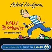 Kalle Blomquist Meisterdetektiv (Hörspiel)