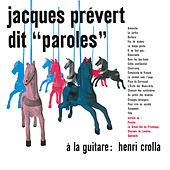 Jacques Prévert dit