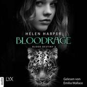 Bloodrage - Blood Destiny - Mackenzie-Smith-Serie 3 (Ungekürzt)