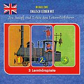 Englisch lernen mit Jim Knopf und Lukas dem Lokomotivführer - Hörspielbox