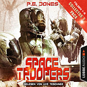Space Troopers - Collector's Pack - Folgen 1-6