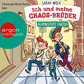 Ich und meine Chaos-Brüder, Band 1: Alarmstufe Umzug (Ungekürzte Lesung mit Musik)