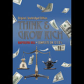 Think & Grow Rich (Original, Unabridged Audio Edition) 12 CD Set