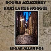 Double Assassinat dans la rue Morgue, Edgar Allan Poe (Livre audio)