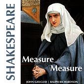Shakespeare: Measure For Measure