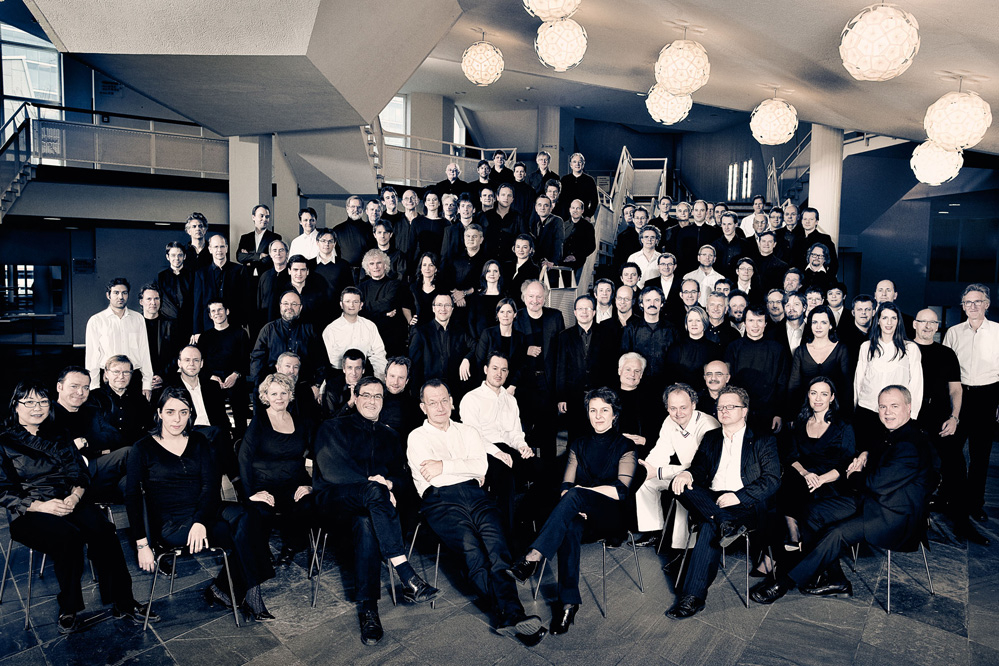 ベルリン・フィルハーモニー管弦楽団の画像